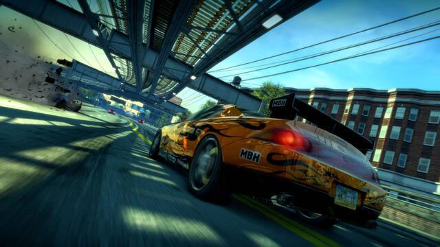 Burnout Paradise Remastered llegará a Xbox One y PS4 el próximo 16 de marzo