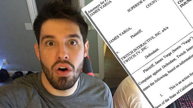 James 'Phantoml0rd' Varga demanda a Twitch tras su suspensión en 2016