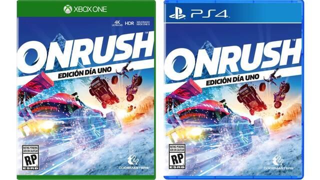 Nuevo tráiler e imágenes de Onrush, lo nuevo de los creadores de DriveClub