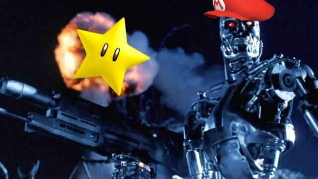 Una inteligencia artificial aprende a jugar a Mario 64 y logra una estrella