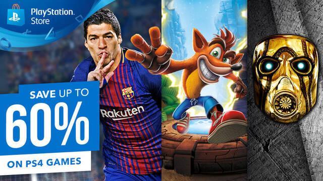 Multitud de nuevos y grandes descuentos en PlayStation Store