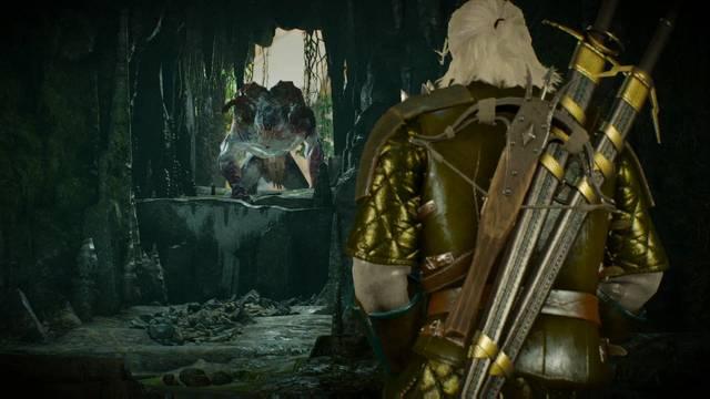 Huellas misteriosas - The Witcher 3: Wild Hunt
