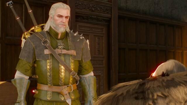 Puertas cerrándose a portazos - Contrato en The Witcher 3: Wild Hunt