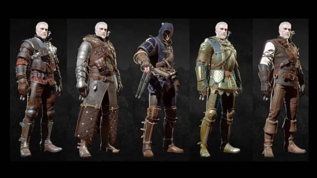 Sets armas y armaduras (mejor equipo) - The Witcher 3: Wild Hunt