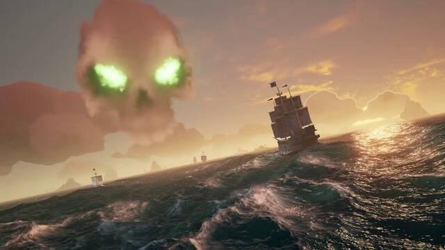 Sea of Thieves presenta los bastiones y fuertes de los esqueletos