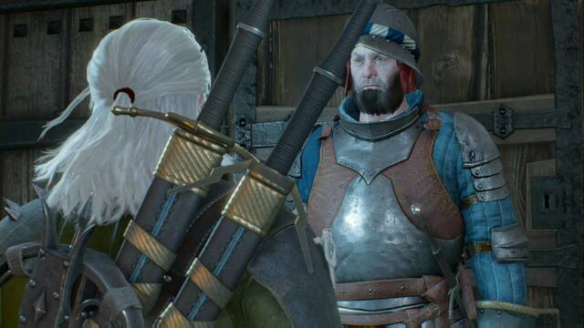 Pecados carnales - The Witcher 3: Wild Hunt