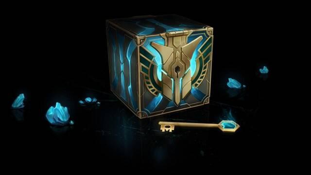 Desvelados los porcentajes de las cajas de recompensa de League of Legends