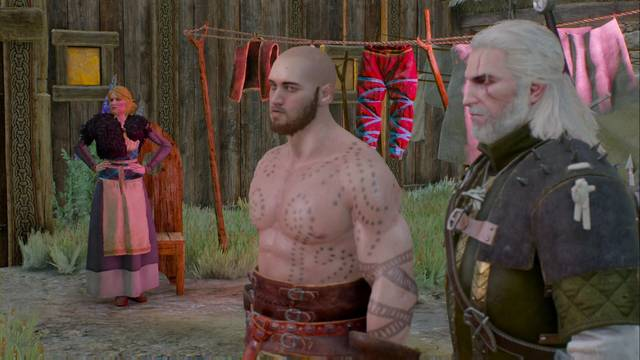 Puños de furia: Skellige - The Witcher 3: Wild Hunt