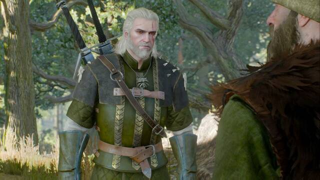 Terapia de choque - The Witcher 3: Wild Hunt
