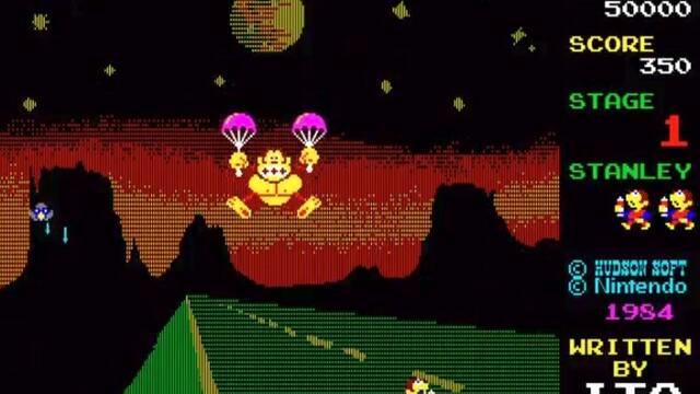 Recuperan un juego oficial de Donkey Kong que se creía perdido