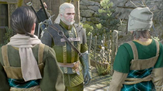 La senda de los guerreros - The Witcher 3: Wild Hunt