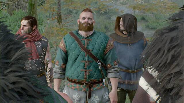 En el corazón del bosque - Contrato en The Witcher 3: Wild Hunt