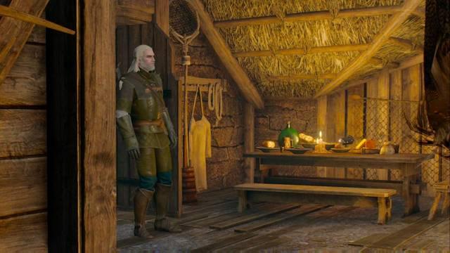 El fantasma de Eldberg - contrato en The Witcher 3: Wild Hunt