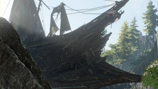 El señor de Undvik - The Witcher 3: Wild Hunt