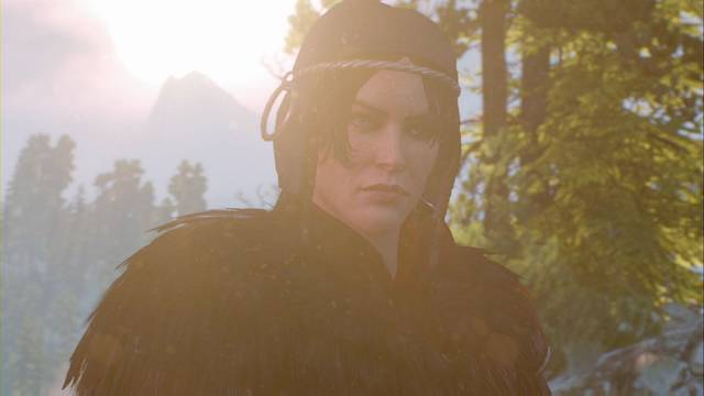 La dama de hierro - The Witcher 3: Wild Hunt