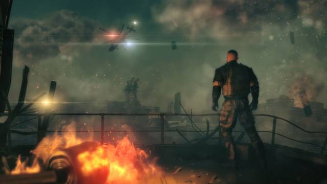 Historia y argumento de Metal Gear Survive