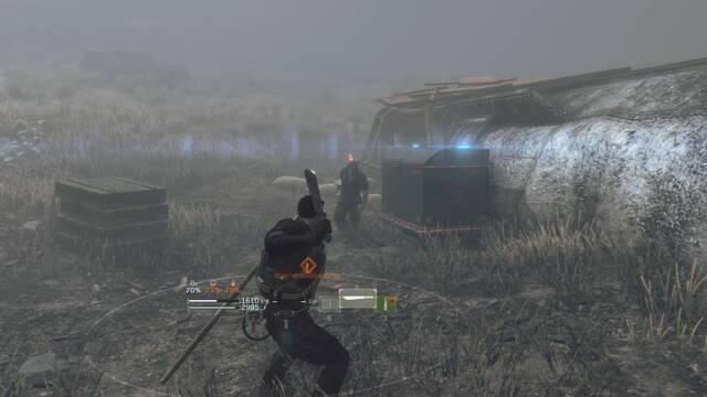 Desbloqueables de Metal Gear Survive