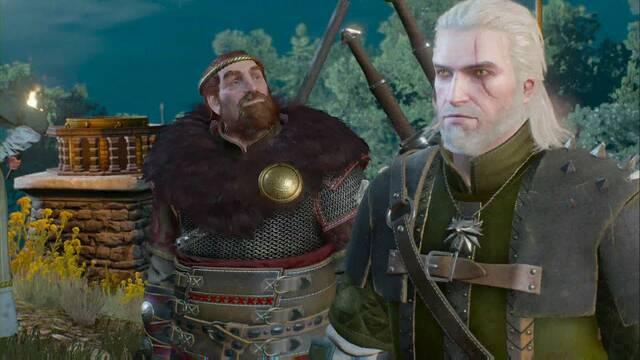 La coronación - The Witcher 3: Wild Hunt