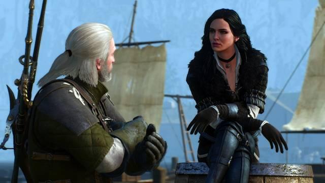 Cómo tener romance y sexo con  Yennefer - The Witcher 3: Wild Hunt