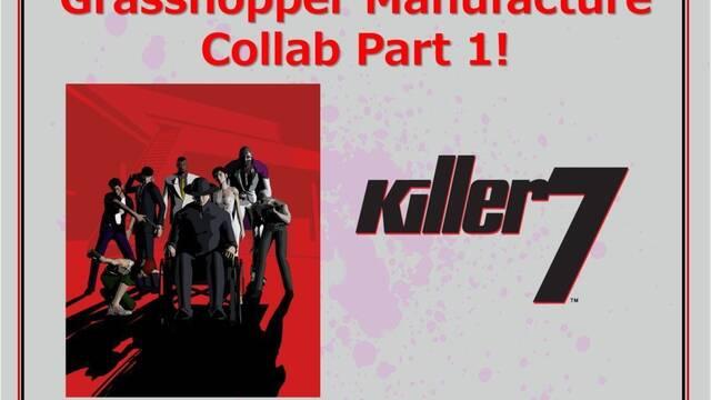 Let it Die anuncia colaboración con Killer 7