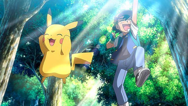 Ya disponible gratuitamente la película Pokémon ¡Te elijo a ti!