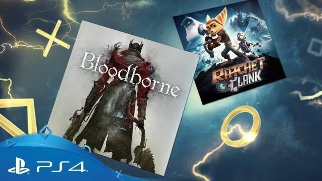 Ya disponibles los juegos de PS Plus para marzo