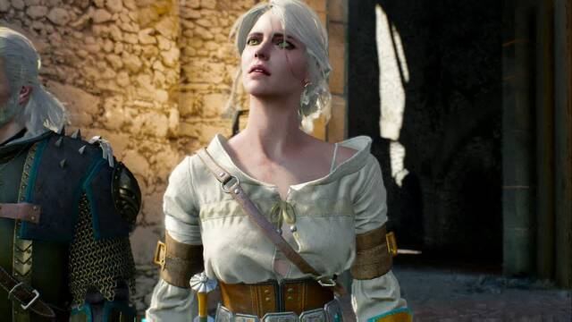 La batalla de Kaer Morhen - The Witcher 3: Wild Hunt