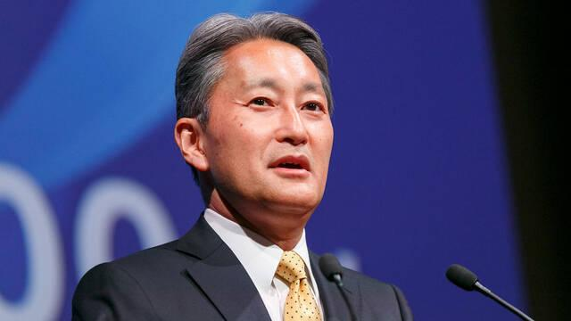 Kaz Hirai de Sony deja su puesto de director ejecutivo