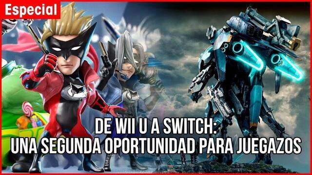 Vandal TV: De Wii U a Switch: Una segunda oportunidad para juegazos