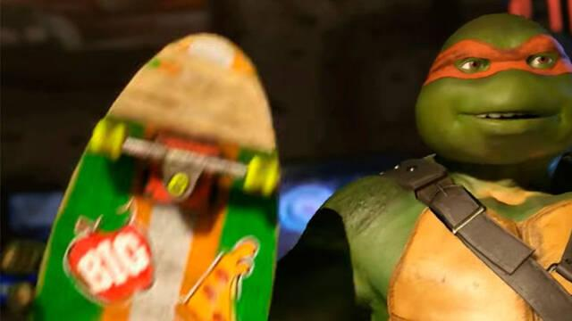 Injustice 2 incluye un guiño al clásico TMNT: Turtles In Time