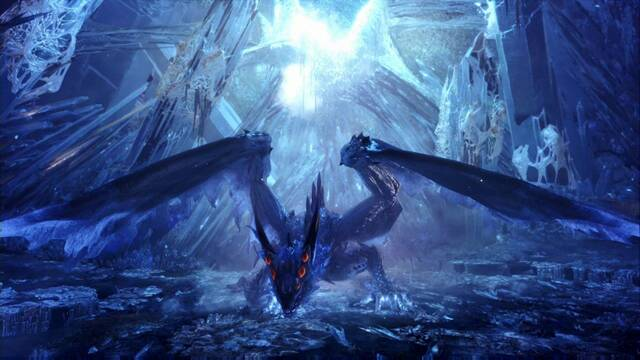 Xeno'jiiva en Monster Hunter World: cómo cazarlo y recompensas