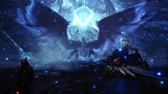 Tierra de convergencia - Monster Hunter World