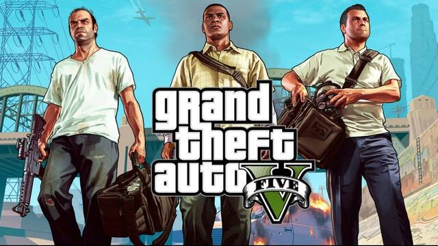 Grand Theft Auto V supera la barrera de los 90 millones