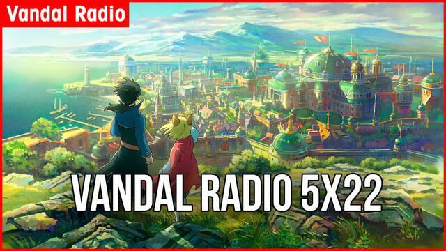 Vandal Radio 5x22 - Ni no Kuni II, Noticias