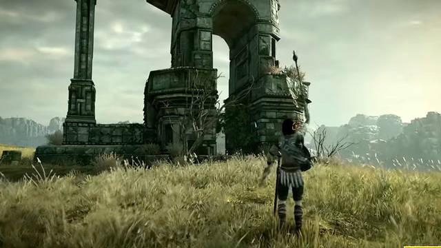 TODOS los templos en Shadow of the Colossus PS4 - Localización