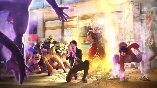 JUMP Force estrena campaña publicitaria en Japón