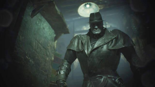 Resident Evil 2 Remake recibe un divertido mod para Mr. X
