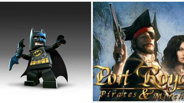 LEGO Batman 2 y Port Royale 3 se suman a los retrocompatibles de Xbox One