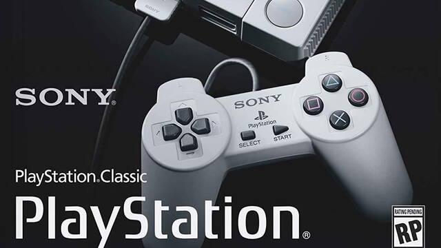 PlayStation Classic rebaja su precio a 40 dólares en Estados Unidos