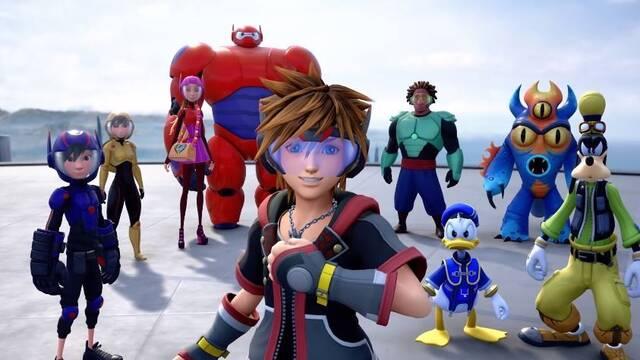 Kingdom Hearts III se posiciona contra el acoso escolar
