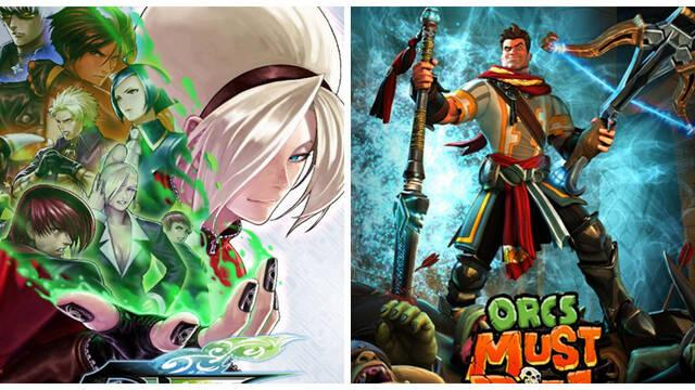 Orcs Must Die! y The King of Fighters XIII ya son retrocompatibles en Xbox