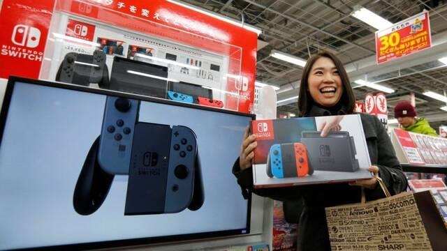 Nintendo Switch sigue siendo la consola más vendida en Japón
