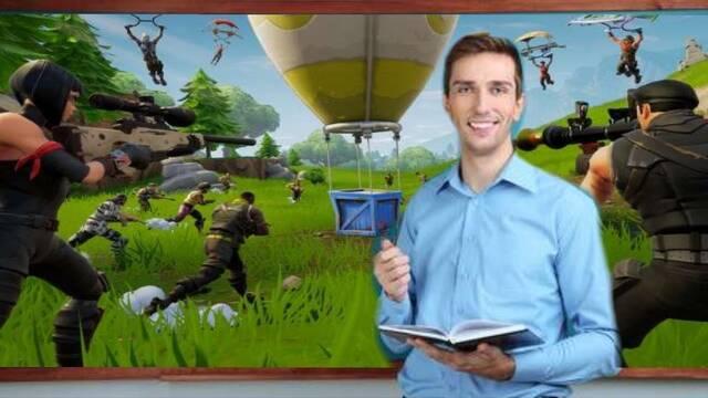 Despiden a un profesor de instituto por jugar a Fortnite con sus alumnos