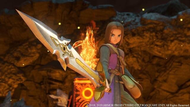 Dragon Quest XI llegará a Nintendo Switch este otoño
