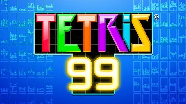 Anunciado Tetris 99, un battle royale bajo la forma del famoso juego