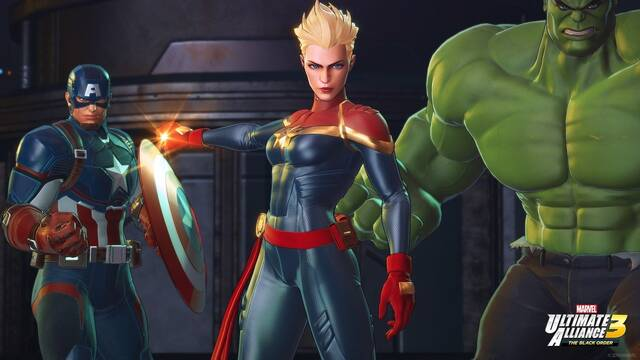 Marvel Ultimate Alliance 3: The Black Order se lanzará en Switch este verano