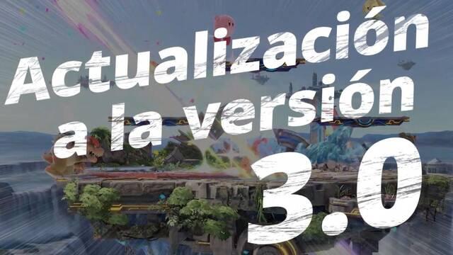 Super Smash Bros. Ultimate recibirá su actualización definitiva en primavera
