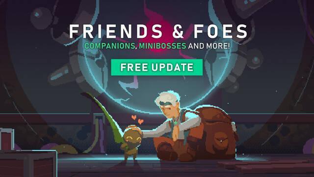 Moonlighter se actualiza gratuitamente con el contenido Friends & Foes