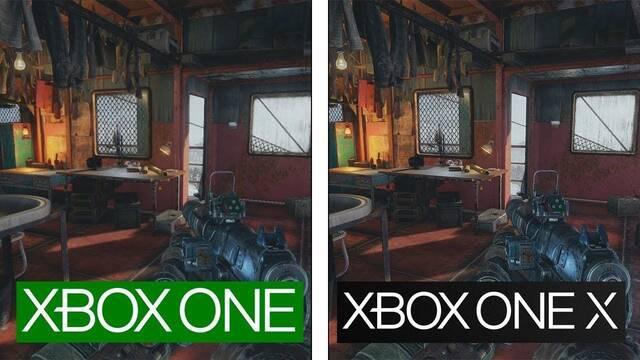 Comparan los gráficos de Metro Exodus en Xbox One y Xbox One X