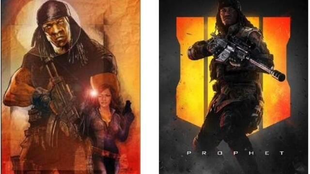 Un luchador de WWE demanda a Activision por usar su imagen en Black Ops 4